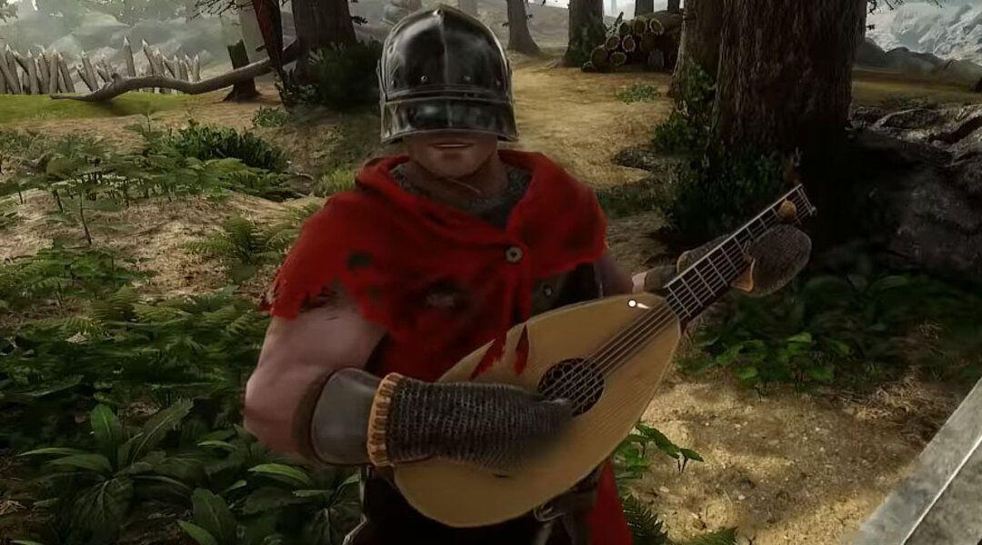 Mordhau How To Play Lute Game Rant