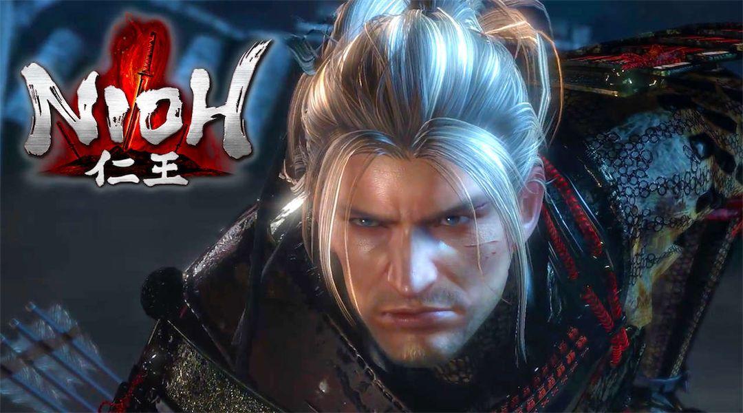 Samurai Dark Souls Game Nioh Gets a 2017 Release Date | Game