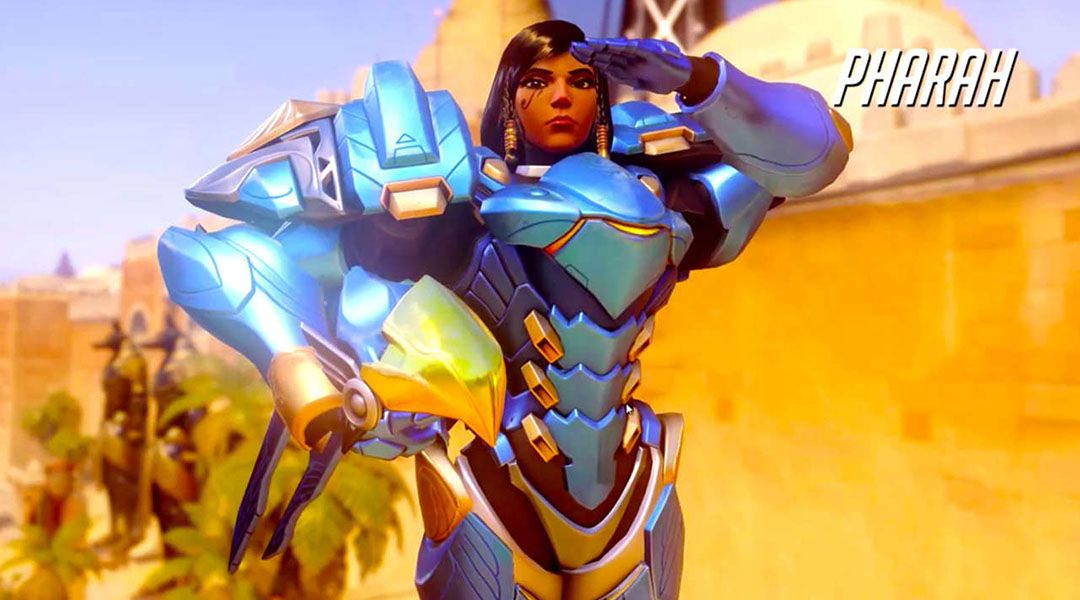Overwatch Teases New Skins with Legendary Pharah Cosmetic