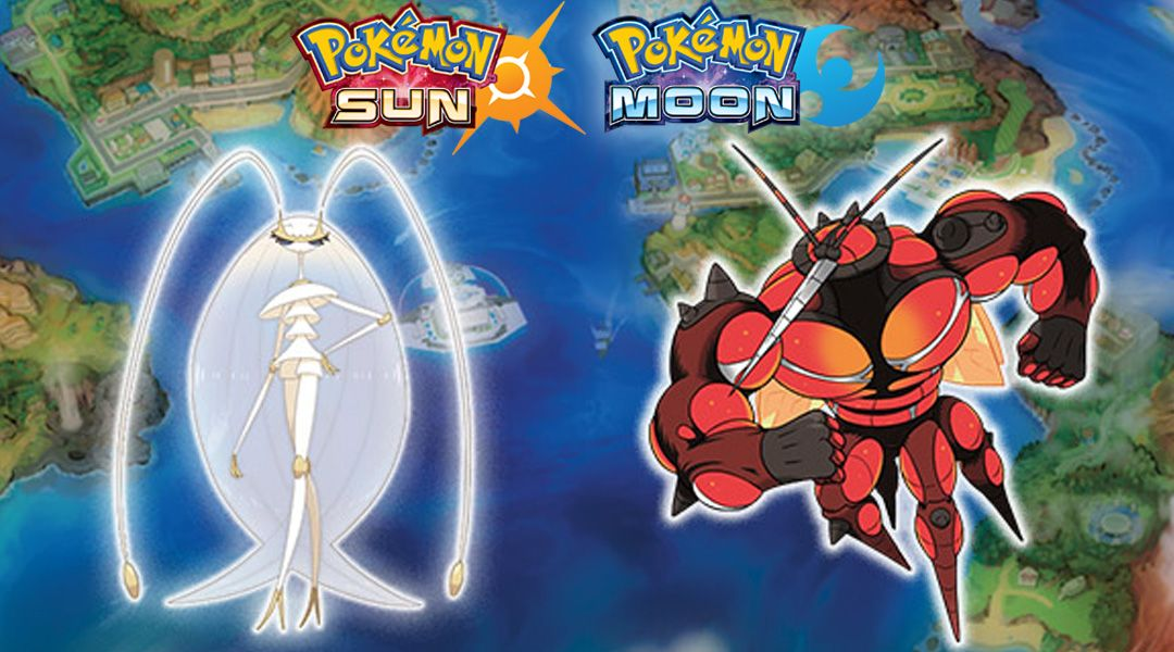 Pokemon Sun and Moon: Where to Find Ultra Beasts | Game Rant
