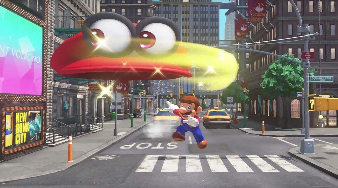 Jump Rope Challenge Mario Odyssey Gastronomia Y Viajes