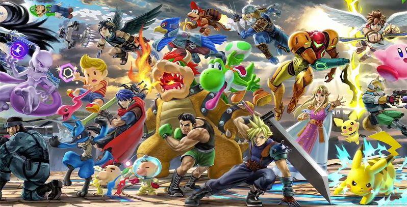 Super Smash Bros Ultimate Player Completes Iron Man Run